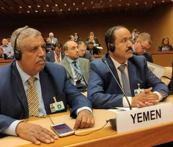 برنامج نزع الألغام يدعو من جنيف للضغط على مليشيا الحوثي لتسليم خرائط الألغام في الساحل الغربي اليمني