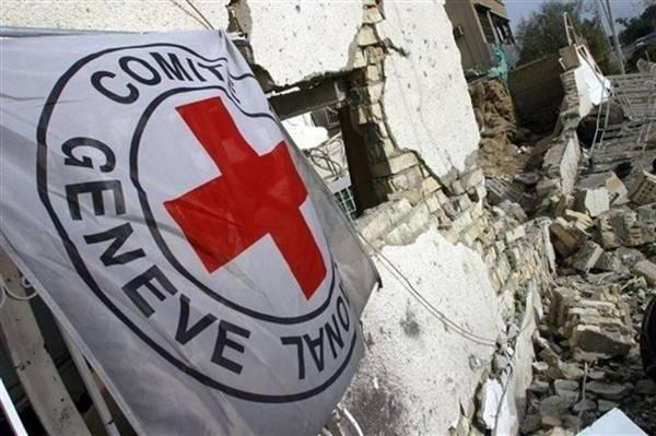 ارتفاع عدد المقذوفات الحوثية على مقر بالدريهمي تستخدمه بعثة الصليب الأحمر الدولي إلى ٣١ قذيفة