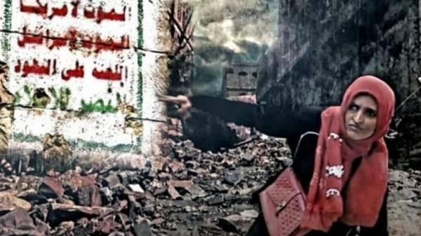 """المخرجة الأردنية - اليمنية نسرين الصبيحي تفضح جرائم الحوثي بفيلم  """"ماذا بقي مني"""""""