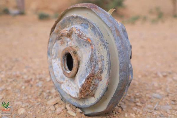إتلاف 32 لغما إيرانيا مضادا للآليات في الساحل الغربي اليمني