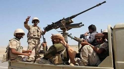 """""""خسائر ثقيلة"""" بشرية ومادية وعلى الأرض تتكبدها مليشيا الحوثي في البيضاء.. قائد عسكري يكشف التفاصيل"""