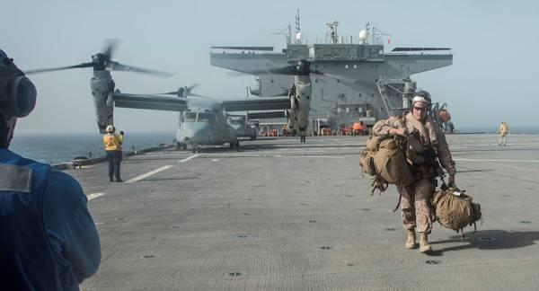 اجتماع عسكري أمريكي خليجي رفيع المستوى وهذا ماخرج به حول التصعيد الايراني..!