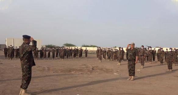 أبطال الأمن المركزي في الساحل الغربي يجددون التأكيد على جهوزيتهم الأمنية في أول أيام العيد - فيديو