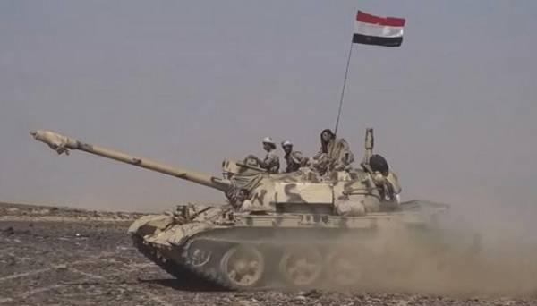تقدم جديد لقوات الجيش برازح ومصرع وجرح أكثر من 13 عنصراً بصفوف المليشيات الحوثية