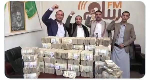 بالفيديو - شاهد  أين تذهب مرتبات الموظفين وكيف أجبرت مليشيات الحوثي فقراء اليمن على التبرع لحزب الله اللبناني