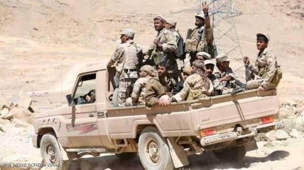 القوات الحكومية تخنق &#34 بقايا الحوثيين &#34 في دمت بهذه العملية النوعية، وتسيطر على مناطق استراتيجة