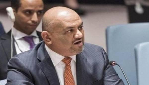 اليماني يؤكد بأن الحكومة لن تذهب إلى أي مشاورات قادمة إلا بعد تنفيذ مليشيا الحوثي ماتم الاتفاق عليه في السويد..! – (تفاصيل)