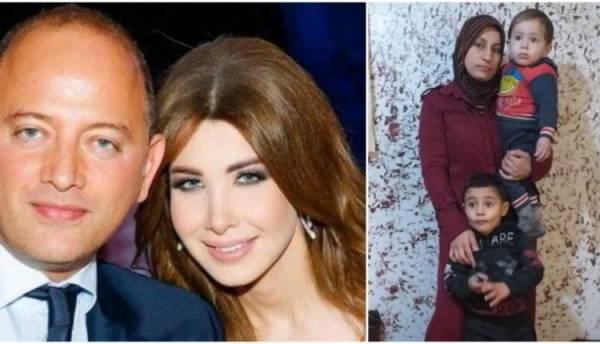 شاهد بالفيديو.. زوجة قتيل منزل نانسي عجرم تكشف تفاصيل صادمة عن ماجرى..!؟
