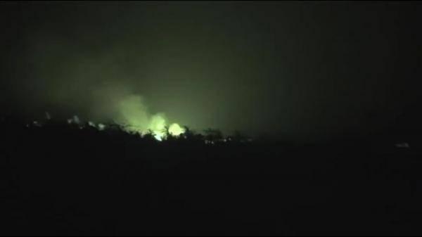 تكبدت خسائر فادحة..  محاولة تسلل انتحارية فاشلة للمليشيات الحوثية في بيت الفقية بالحديدة - فيديو