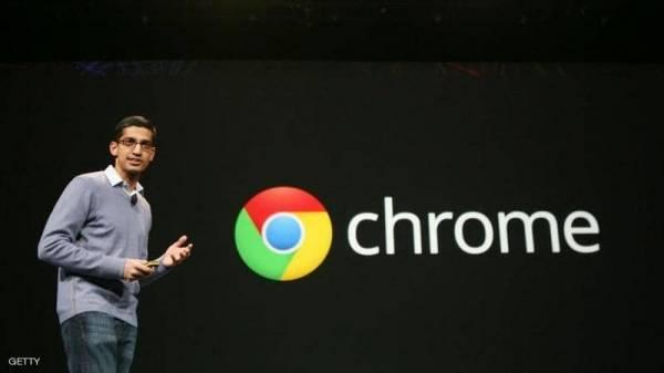 شركة جوجل تطلق تحذير إلى مستخدمي شروم قبل تعرضهم للاختراق