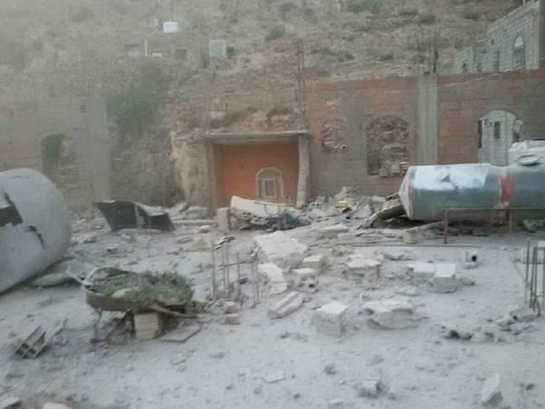 مليشيا الحوثي الإرهابية ترتكب مجزرة مروعة بحق أطفال تعز (صور)