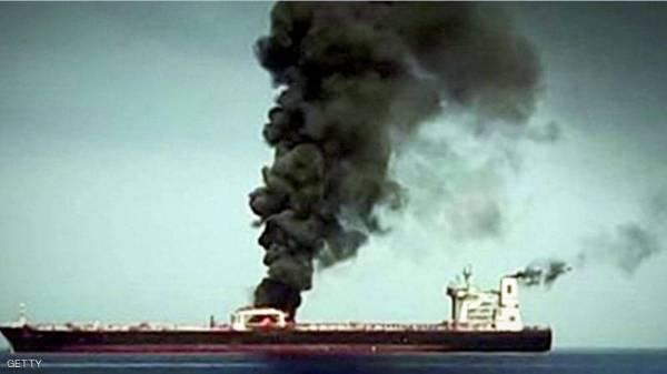 تقارير: طائرة أميركية رصدت زوارق إيرانية قرب ناقلتي النفط في بحر عُمان قبيل الهجوم