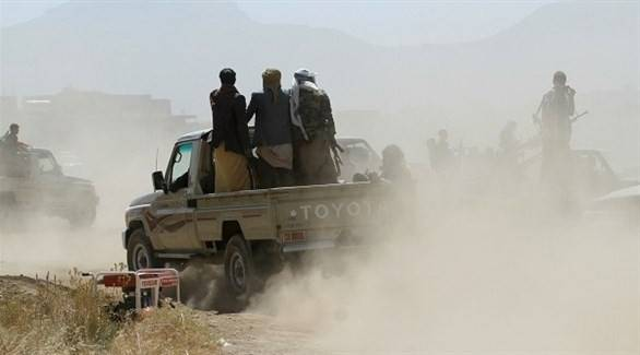 الجيش يفشل هجوما للميلشيا في البيضاء ويدمر طقما تابعا لها