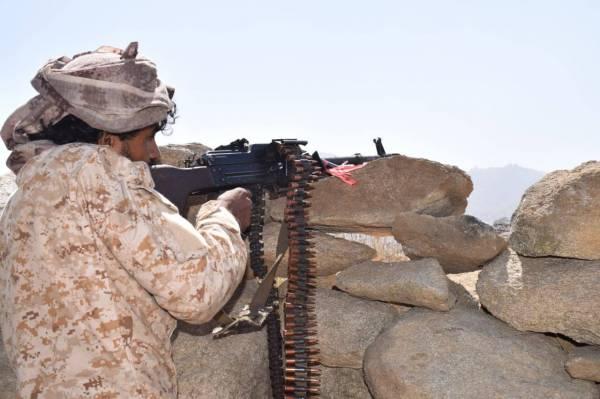 مقتل واصابة عدد من عناصر مليشيا الحوثي بهجوم فاشل في رازح بصعدة..!