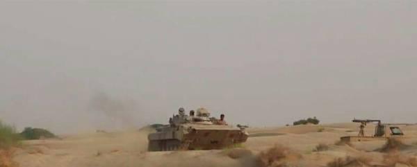 سقوط قتلى وجرحى حوثيين في حرض بحجة بعد صد هجوم فاشل للمليشيا..!