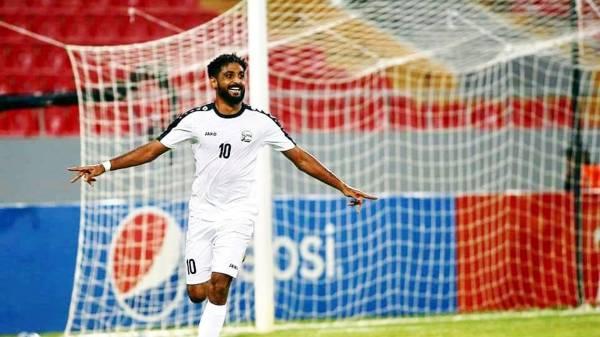 اليمني محسن قراوي يحل ثانياً في الاستفتاء الجماهيري لأبرز لاعبي غرب آسيا