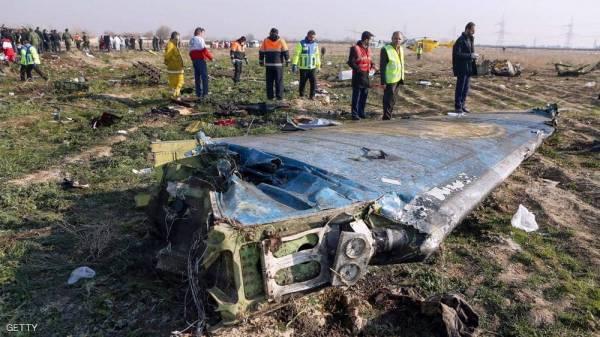 """إيران: لن نسلم الصندوقين الأسودين للطائرة """"المنكوبة"""" لكييف"""