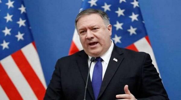 وزير الخارجية الأمريكي: لن نسكت عن دعم إيران لهجمات ضد مواقعنا بالعراق
