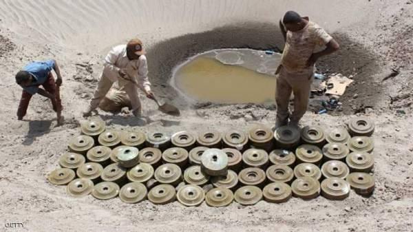 الغام الحوثيين تعطل 38% من الأراضي الزراعية في سهل تهامة حسب دراسة لخبراء دوليين..!