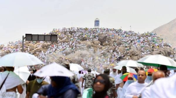 السعودية تعلن العدد الإجمالي لحجاج هذا العام