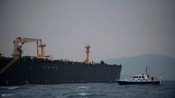 """""""جبل طارق"""" ترفض طلبا أميركا بشأن الناقلة الإيرانية"""