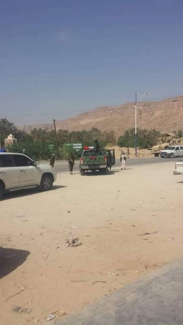 إشتباكات بين أكبر قبائل حضرموت وجنود المنطقة العسكرية الأولى بسيئون..! – (صور+ تفاصيل)