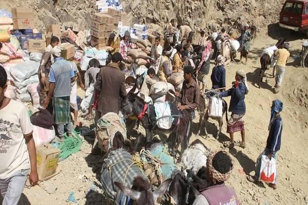 كارثة إنسانية تهدد المدنيين في تعز جراء القصف العشوائي والتهجير والحصار من قبل الحوثيين