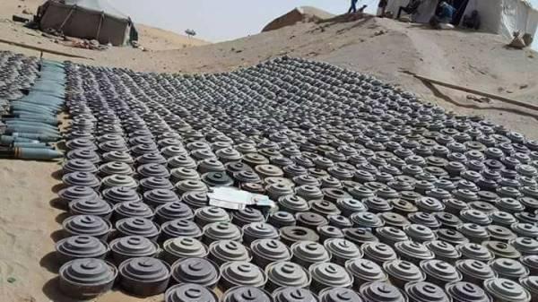 تركة الحوثيين في ميدي: مقبرة جماعية وشبكة ألغام