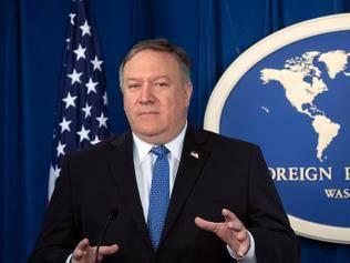 أميركا: خفض عائدات إيران النفطية للصفر جزء مهم بحملتنا