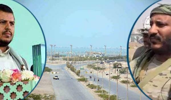 رسائل الهزيمه الحوثيه ..البخيتي يكذب عبد الملك والشامي متخفيا بين النخيل وطارق صالح على خط التماس