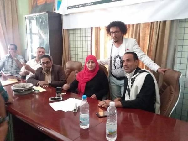 من مدينة إب.. جمعية الفنانين تدش أعمالها الإدارية وتصدر بطاقات العضوية