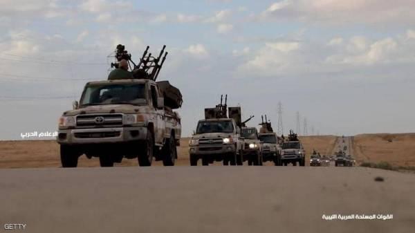 الجيش الليبي يعلن  إسقاط ثالث طائرة تركية