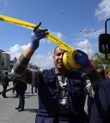 """وزارة الداخلية التونسية تصدر بيانا حول """"هجوم السفارة"""""""