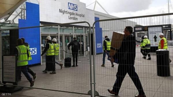 الأمير تشارلز يفتتح أكبر مستشفى مجهز بغرف إنعاش في العالم