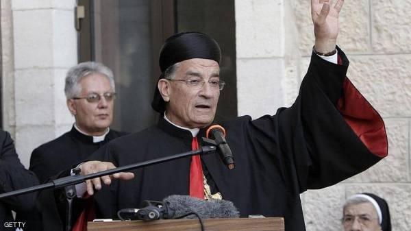 """لبنان.. البطريرك الماروني يتضامن مع """"الانتفاضة الشعبية"""""""