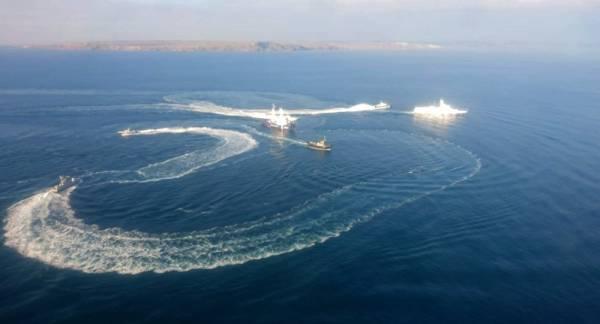 أوامر سرية أوكرانية لإطلاق النيران على السفن الروسية