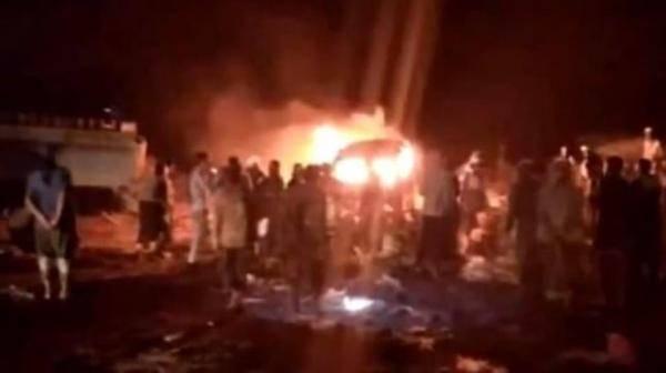 بيان للقوات المشتركة بشأن شهداء وجرحى مأرب يدعو لحسم المعركة مع الحوثي