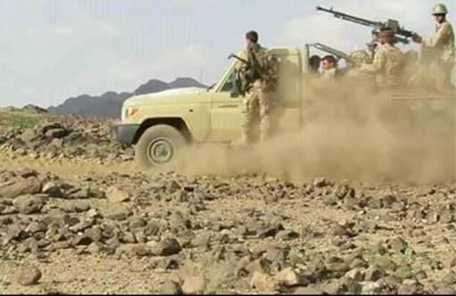 """مصرع قيادي حوثي برصاص القوات الحكومية في جبهة """"صرواح"""" مأرب"""