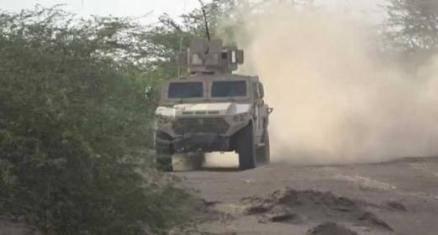"""خسائر حوثية بإشتباكات مع """"المشتركة"""" جراء خروقات المليشيا المتواصلة في الحديدة"""