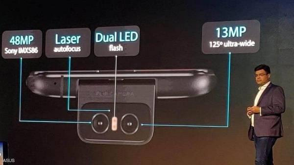 """طرح أول هاتف ذكي بـ""""كاميرا دوارة"""".. إليك المواصفات والأسعار"""