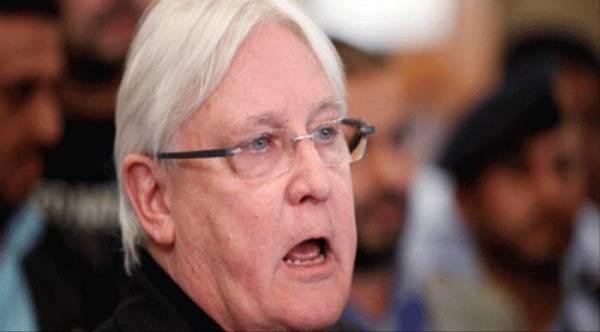 غريفيث يعلن عن مبادرة من 7 نقاط لحل أزمة اليمن.. (تعرف عليها)..!؟