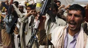 هذا مايحدث الآن في هذه المنطقة شمال العاصمة صنعاء تبعه استنفار غير مسبوق لمليشيا الحوثي..!؟