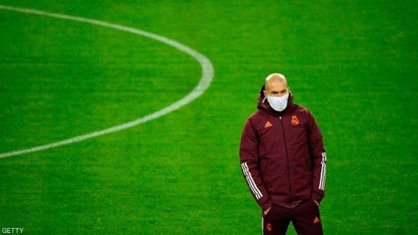 ريال مدريد يعلن إصابة مدربه بفيروس كورونا
