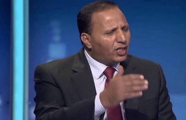 """قيادي مؤتمري يصفع """"جُباري القطري"""".. ويطالبه بالإجابة عاجلًا! - (تفاصيل)"""