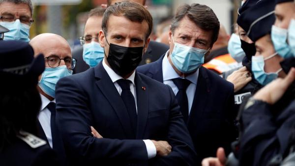 ماكرون: على جميع الفرنسيين مسيحيين ومسلمين الاتحاد بوجه الإرهاب