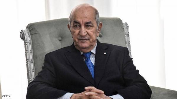 بيان بشأن الحالة الصحية للرئيس الجزائري