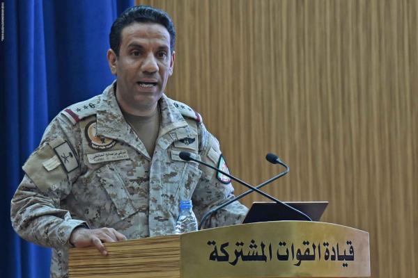 التحالف العربي: الحرس الثوري الإيراني يدير هجمات الحوثي ضد السعودية